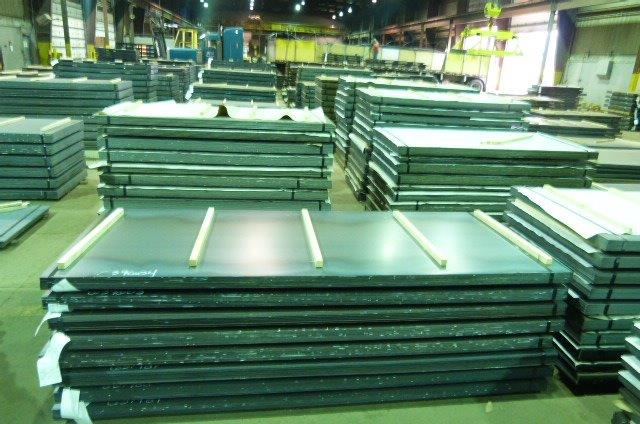 Steel Sheets & Floor Plates Allen Park MI | Center Steel Sales - 113